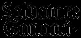 logo from client DJ Salvatore Ganacci