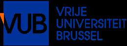 logo from client VUB Vrije Universiteit Brussel